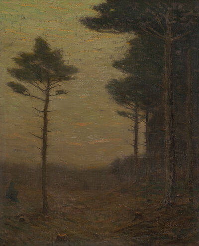Charles Warren Eaton, 'The Afterglow', ca. 1900