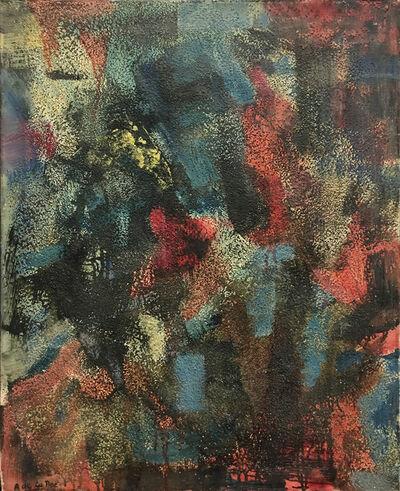 Adeine de la Noe, 'Fleurs', ca. 1960s