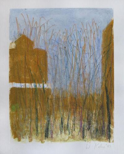 Wolf Kahn, 'Stuyvesant Park', 2003