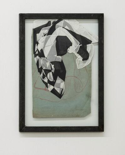 Dominik Lang, 'Dressed nudes (black and white)', 2015