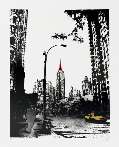 Nick Walker, 'The Empire's State', 2009