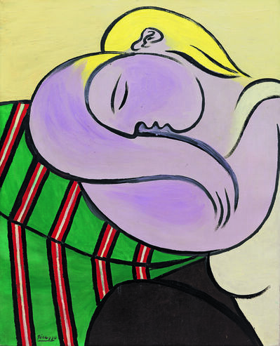 Pablo Picasso, 'Woman with Yellow Hair (Femme aux cheveux jaunes)', Paris-December 1931