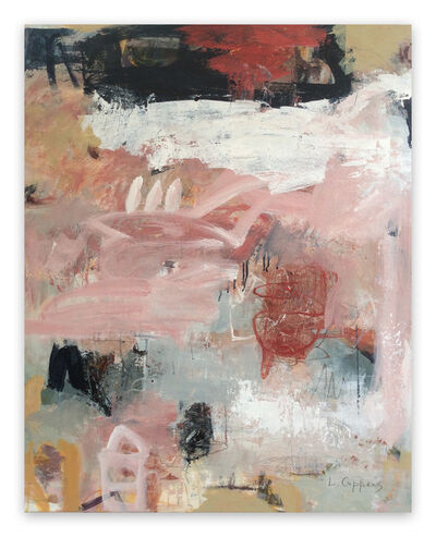 Linda Coppens, 'Poetry of life 6 (Abstract painting)', 2020