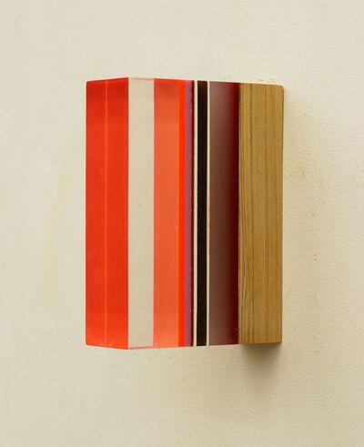 Harald Schmitz-Schmelzer, 'Kauri, orange transparent', 2017