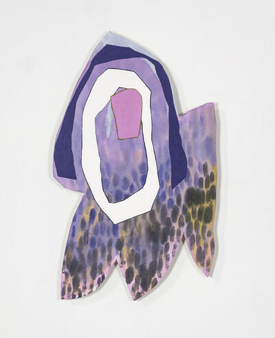 Justine Hill, 'Purple Fraggle ', 2018