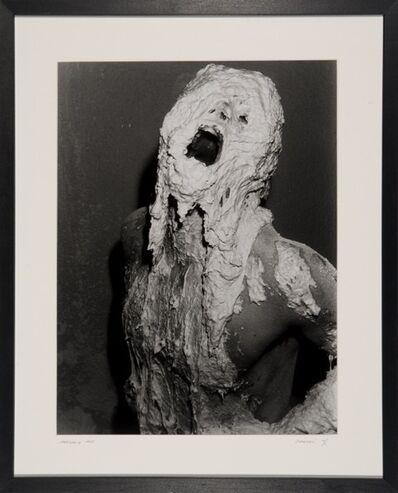 Gregor Schneider, 'Mehlorgie Series', 1985