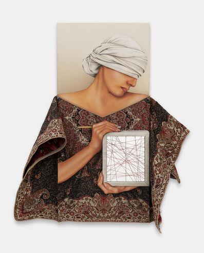 Arghavan Khosravi, 'The Anatomy of a Woman #5', 2019