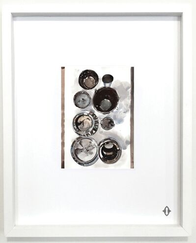 "Subodh Gupta, 'EIGHT OF COINS, From the series ""Contemporary Magic: A Tarot Deck Art Project"" Limited Edition 5th Anniversary Print Collection', 2015"