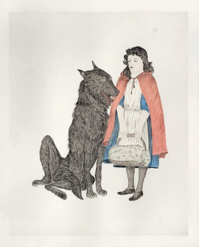 Kiki Smith, 'Friend', 2008