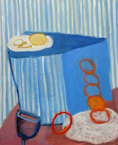 Kathleen Craig, 'Pink Table'