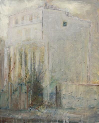 Celia Paul, 'Lucian Freud's Studio Window, Holland Park', 2018