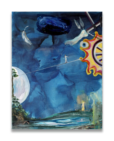 Klodin Erb, 'Moonlight Hokuspokus', 2018