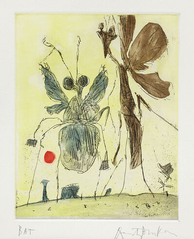 Quentin Blake, 'Insects III', 2012
