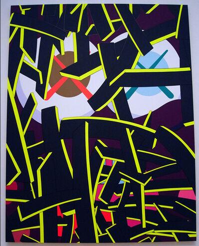 KAWS, 'Paper Smile', 2012