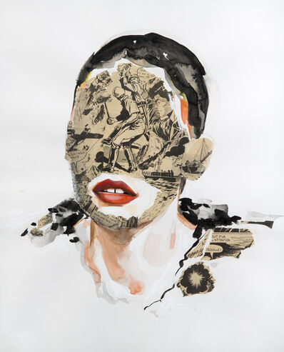 Sandra Chevrier, 'La Cage Ou L'Explosion Devient Fleur', 2013