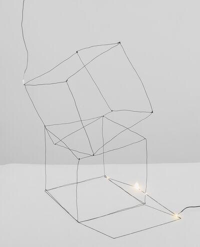 David Goldes, 'Three Cubes', 2016