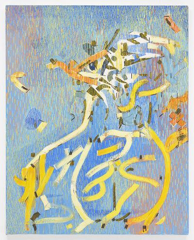 Lee Mullican, 'Dance', 1958