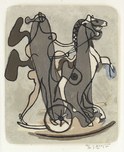 Georges Braque, 'Athênê', 1932