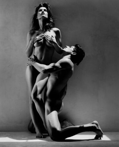 Greg Gorman, 'Tony & Rosetta'