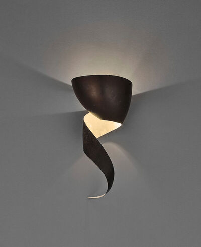 Serge Mouille, 'Large 'Flamme' wall light', circa 1962