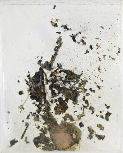 Arman, 'Untitled (Burned Violin)', 1969