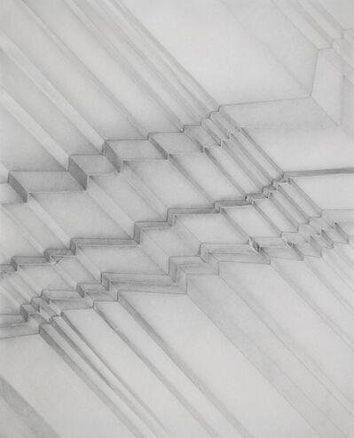 Christine Dalenta, 'Staircase Corrugation 4', 2015