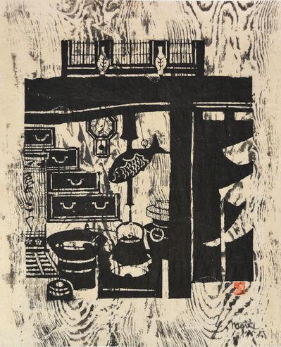 Yoshitoshi Mori, 'Echigoya', 1958