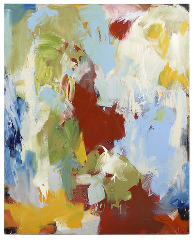 Tom Hoitsma, 'Red Hill #1', 2017