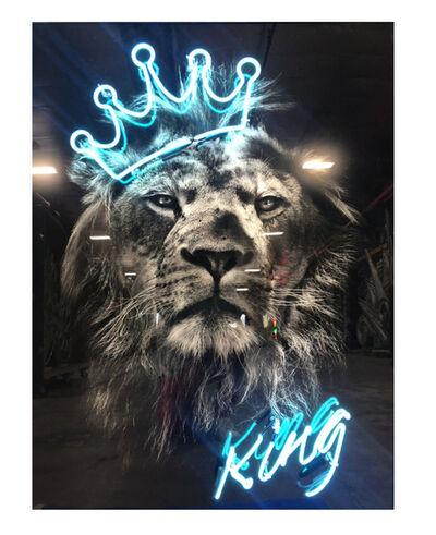 """Behind Pink Walls, '""""Lion King""""', 2019"""