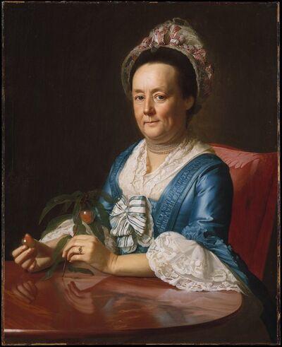 John Singleton Copley, 'Mrs. John Winthrop', 1773
