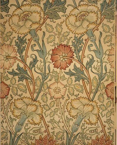 William Morris (b.1957), 'Pink and Rose', ca. 1890