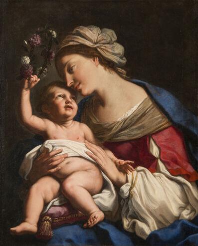 Elisabetta Sirani, 'Virgin and Child', 1663