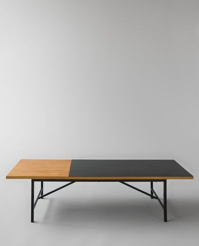 André Simard, 'Low table - bench', ca. 1955