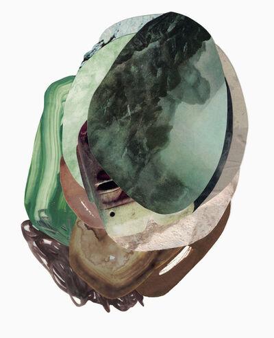 Xochi Solis, 'Circular ruins', 2019
