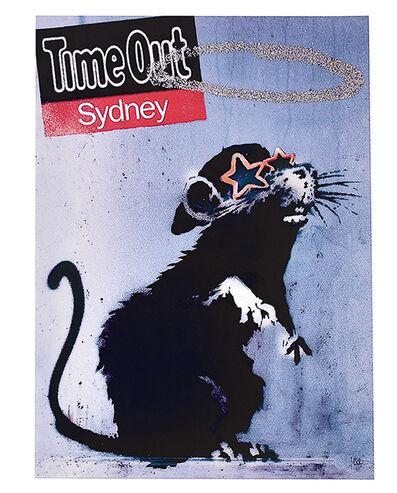 Banksy, 'TIME OUT SYDNEY', 2010