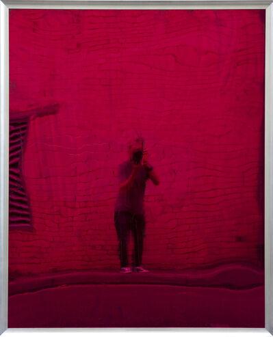 Dale Frank, 'Bar Code ', 2015