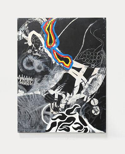 Arthur Lanyon, 'Broken Hours', 2020