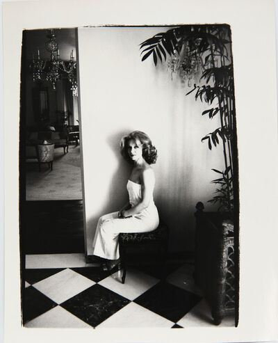 Andy Warhol, 'Andy Warhol, Photograph of Lynn Wyatt ', 1980