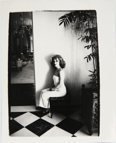 Andy Warhol, 'Andy Warhol, Photograph of Lynn Wyatt, 1980s', 1980s