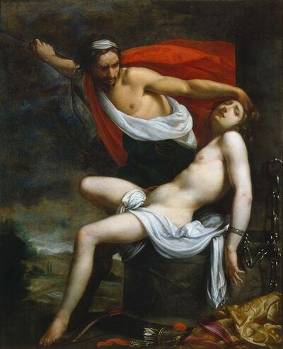 Francesco Furini, 'The Martrydom of Saint Sebastian', 1603-1646