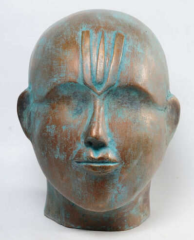 Thota Vaikuntam, 'Bronze Pandit', 2017