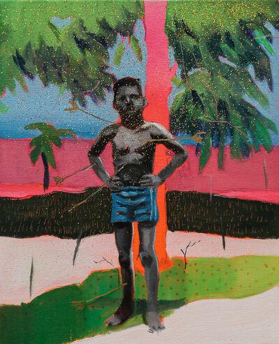 Marlon Amaro, 'Crescer no Brasil', 2020