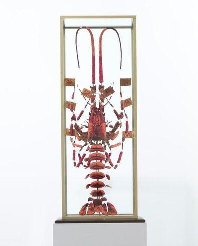 Jan Fabre, 'Belgian crayfish in extasy (for the Walloons)', 2018