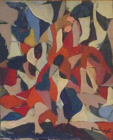Robert Goodnough, 'Untitled 51', 1951