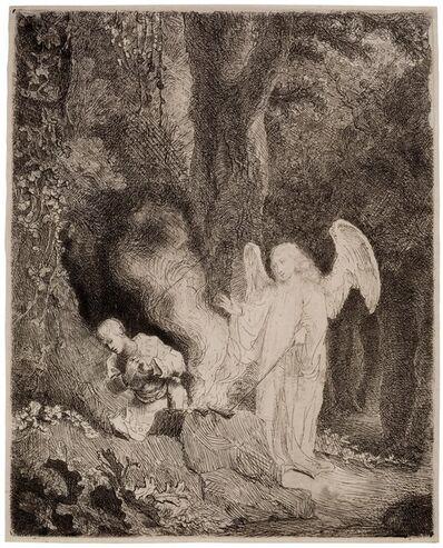 Ferdinand Bol, 'Gideon's Sacrifice', ca. 1642-45