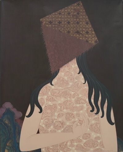 Uuriintuya Dagvasambuu, 'Kite Portrait', 2015
