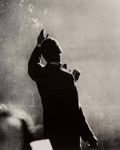 Herman Leonard, 'Frank Sinatra, Monte Carlo', 1958
