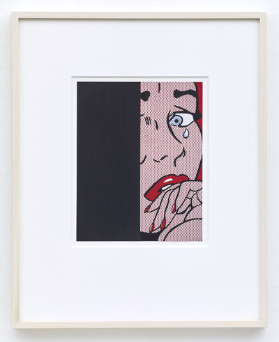 Frank Gerritz, 'Crying Girl', 2016