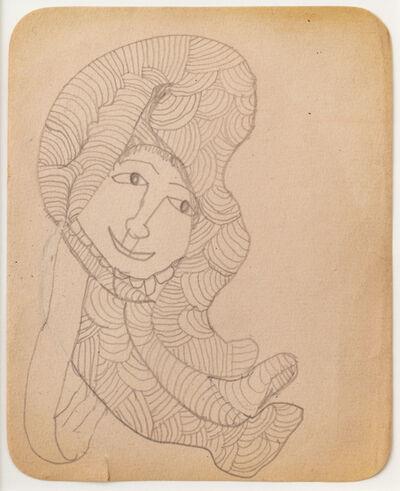 Janet Sobel, 'Untitled', ca. 1946-48