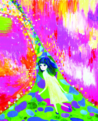 Kiyoka Yamagata, 'Overture', 2017